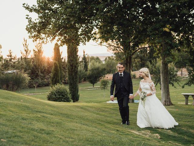 La boda de Gerardo y Isabel en Ayllon, Segovia 68