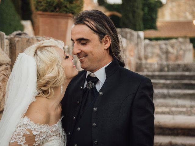 La boda de Gerardo y Isabel en Ayllon, Segovia 71