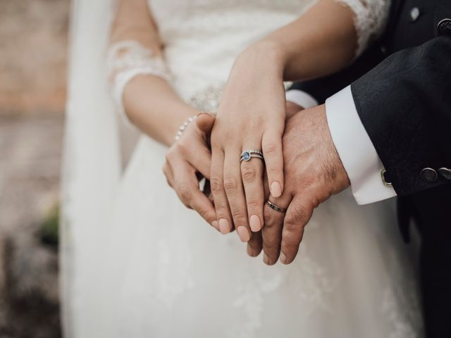 La boda de Gerardo y Isabel en Ayllon, Segovia 73