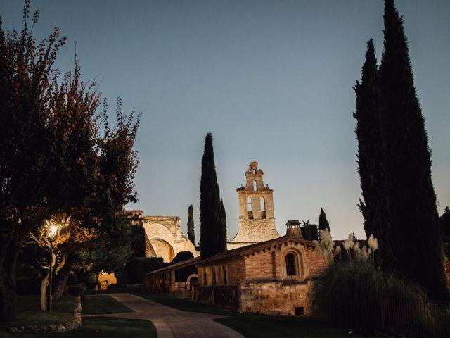 La boda de Gerardo y Isabel en Ayllon, Segovia 79
