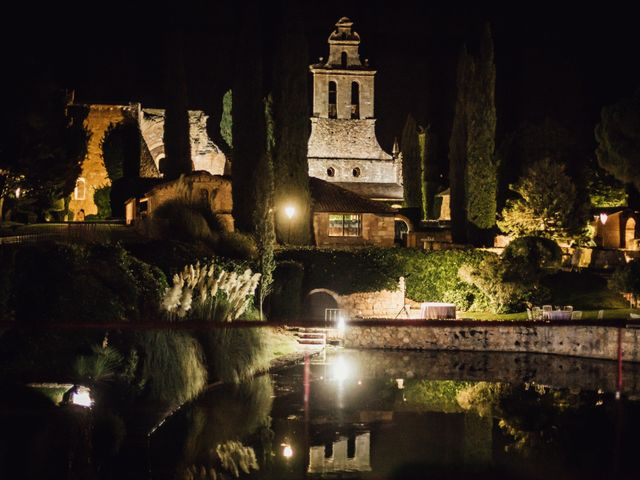 La boda de Gerardo y Isabel en Ayllon, Segovia 83