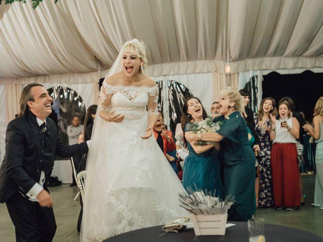 La boda de Gerardo y Isabel en Ayllon, Segovia 92