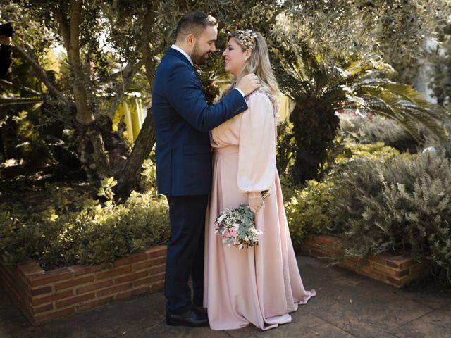 La boda de Neus y Víctor en Alginet, Valencia 8