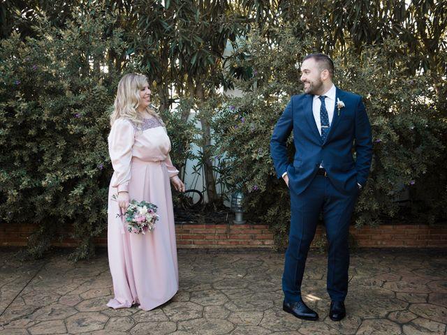 La boda de Neus y Víctor en Alginet, Valencia 9