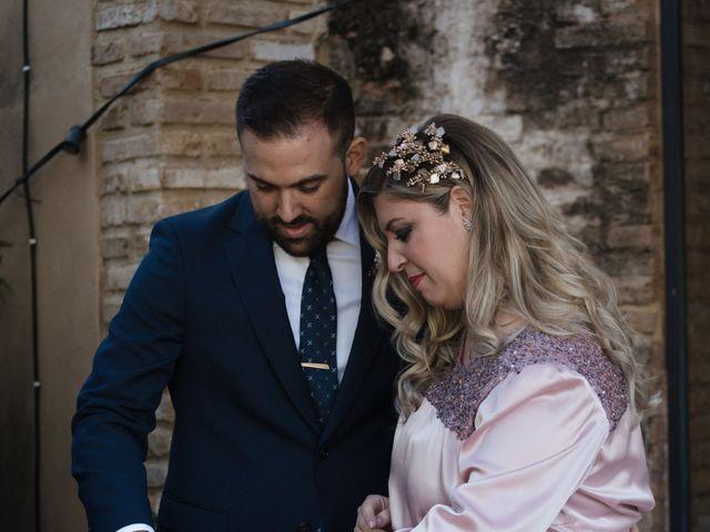 La boda de Neus y Víctor en Alginet, Valencia 22