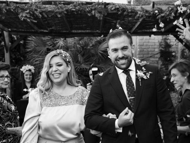La boda de Neus y Víctor en Alginet, Valencia 25
