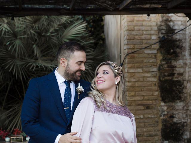 La boda de Neus y Víctor en Alginet, Valencia 28