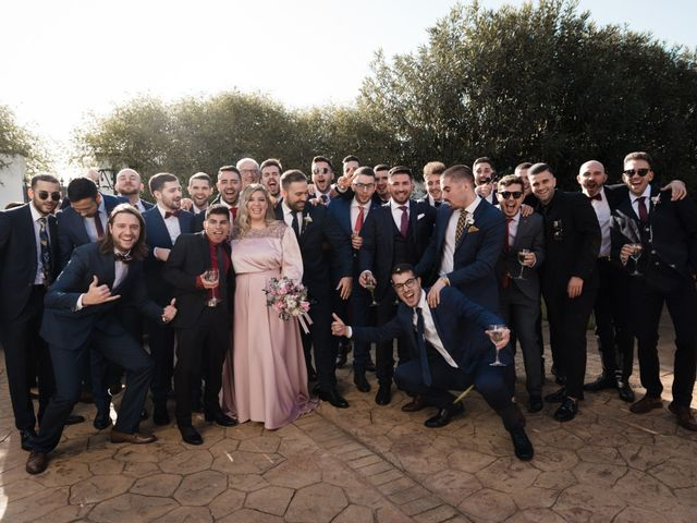 La boda de Neus y Víctor en Alginet, Valencia 30