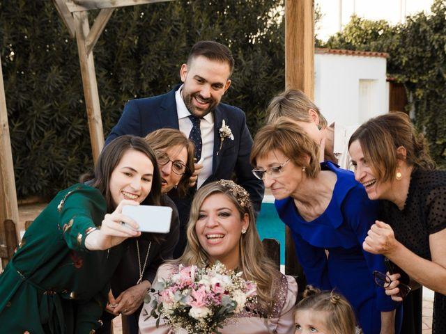 La boda de Neus y Víctor en Alginet, Valencia 31