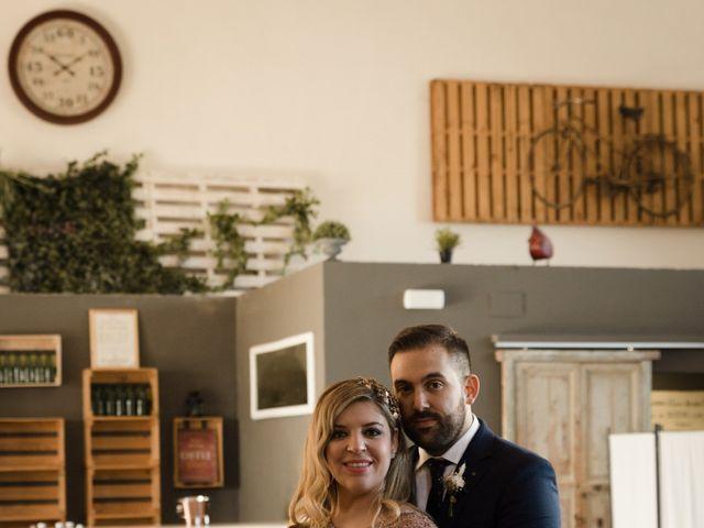 La boda de Neus y Víctor en Alginet, Valencia 37
