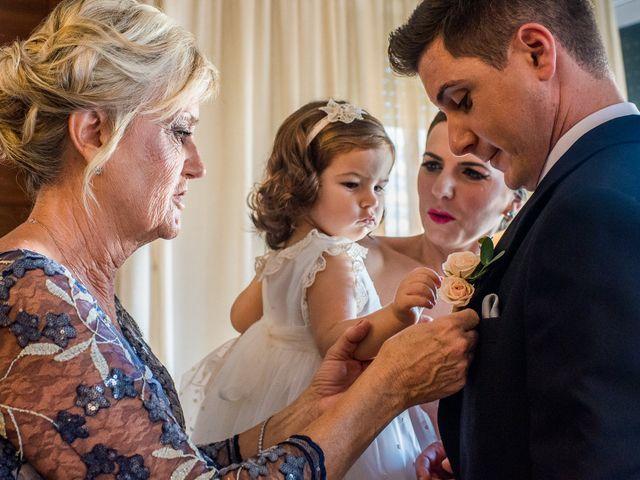 La boda de Pau y Zahida en Villavieja, Castellón 12