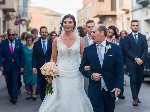 La boda de Pau y Zahida en Villavieja, Castellón 42