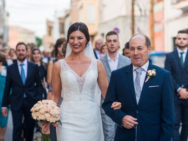 La boda de Pau y Zahida en Villavieja, Castellón 44