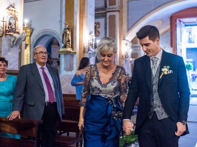 La boda de Pau y Zahida en Villavieja, Castellón 45