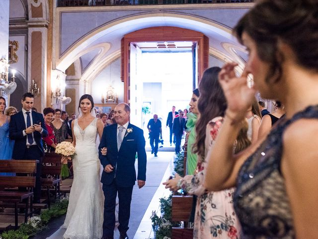 La boda de Pau y Zahida en Villavieja, Castellón 47