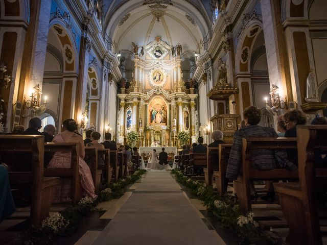 La boda de Pau y Zahida en Villavieja, Castellón 51