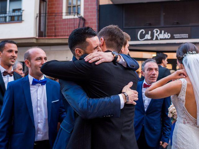 La boda de Pau y Zahida en Villavieja, Castellón 61