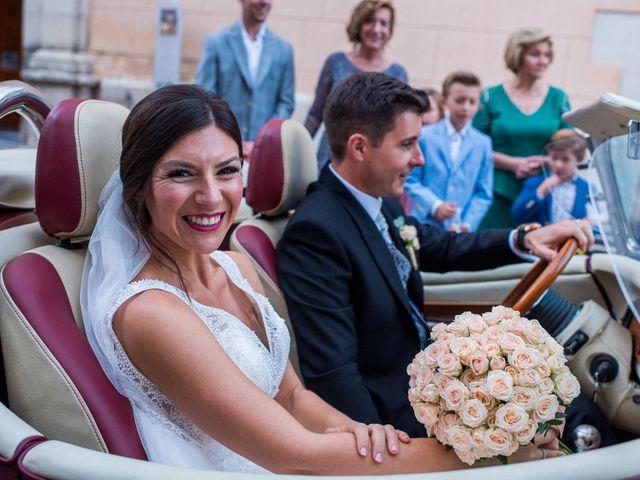 La boda de Pau y Zahida en Villavieja, Castellón 64