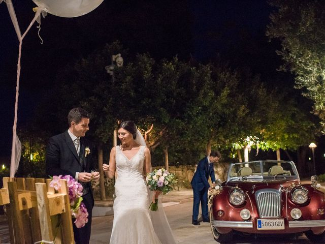 La boda de Pau y Zahida en Villavieja, Castellón 69