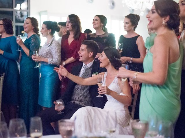 La boda de Pau y Zahida en Villavieja, Castellón 79