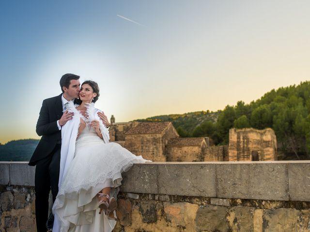 La boda de Pau y Zahida en Villavieja, Castellón 94