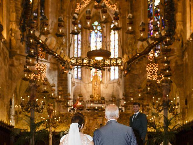 La boda de Manuel y Carolina en Palma De Mallorca, Islas Baleares 16