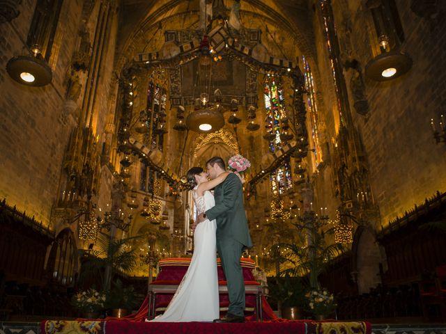 La boda de Manuel y Carolina en Palma De Mallorca, Islas Baleares 24