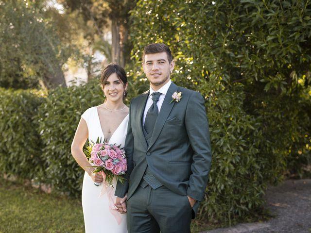 La boda de Manuel y Carolina en Palma De Mallorca, Islas Baleares 34