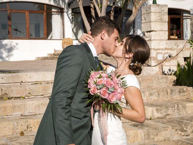 La boda de Manuel y Carolina en Palma De Mallorca, Islas Baleares 40