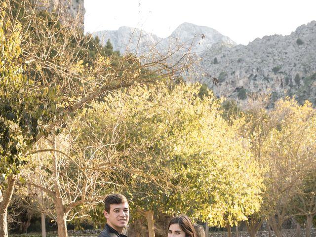 La boda de Manuel y Carolina en Palma De Mallorca, Islas Baleares 47