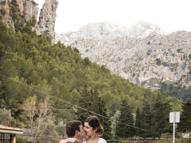 La boda de Manuel y Carolina en Palma De Mallorca, Islas Baleares 50