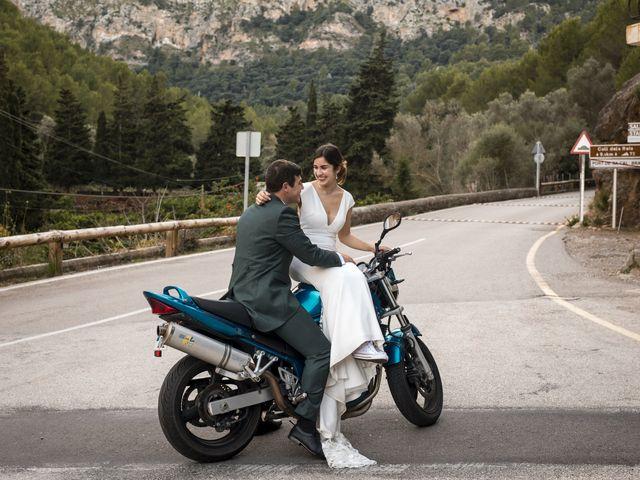 La boda de Manuel y Carolina en Palma De Mallorca, Islas Baleares 51