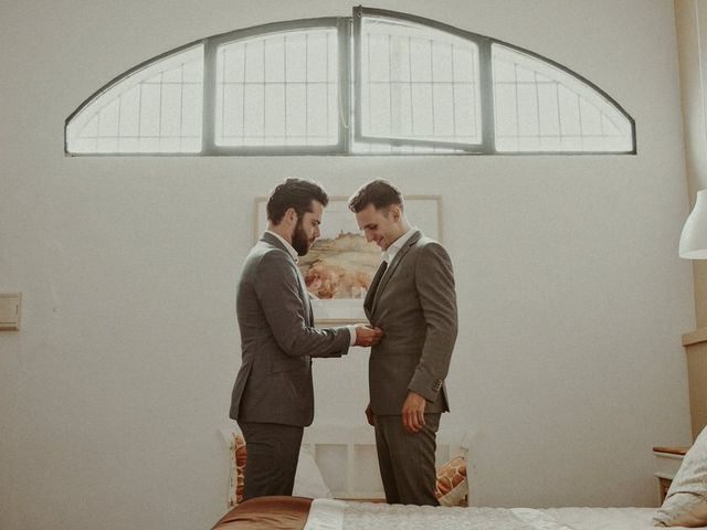 La boda de Ruth y Freek en Espartinas, Sevilla 14
