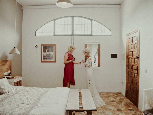 La boda de Ruth y Freek en Espartinas, Sevilla 36
