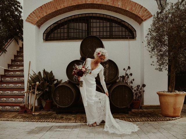 La boda de Ruth y Freek en Espartinas, Sevilla 46