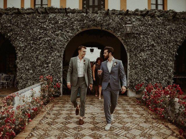 La boda de Ruth y Freek en Espartinas, Sevilla 66
