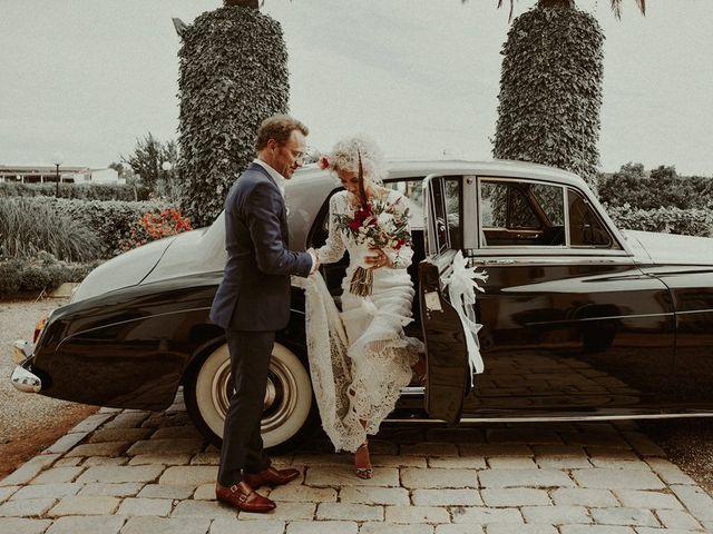 La boda de Ruth y Freek en Espartinas, Sevilla 72