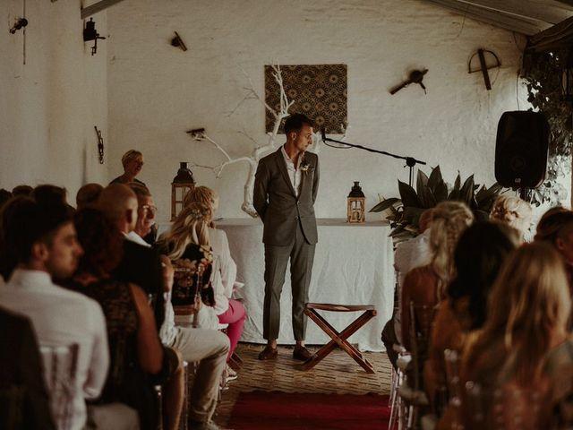 La boda de Ruth y Freek en Espartinas, Sevilla 77