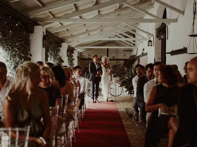 La boda de Ruth y Freek en Espartinas, Sevilla 78