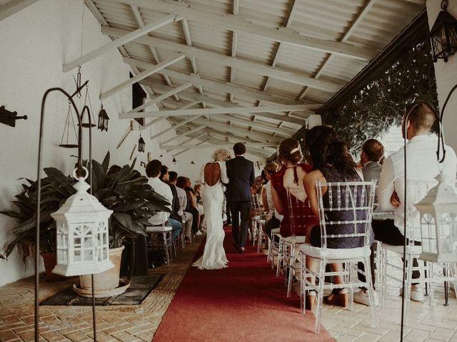 La boda de Ruth y Freek en Espartinas, Sevilla 79