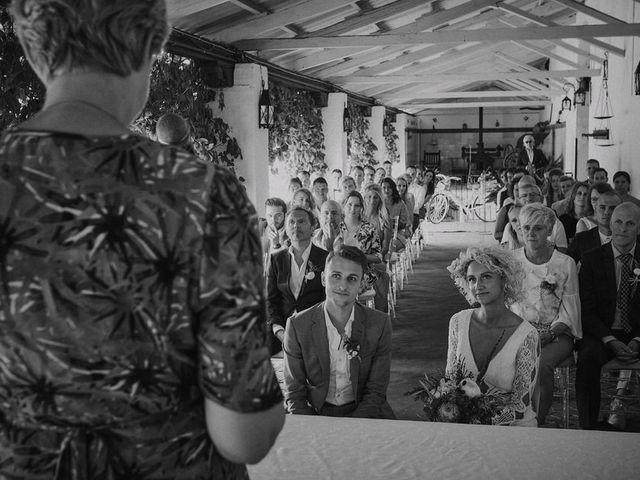La boda de Ruth y Freek en Espartinas, Sevilla 84