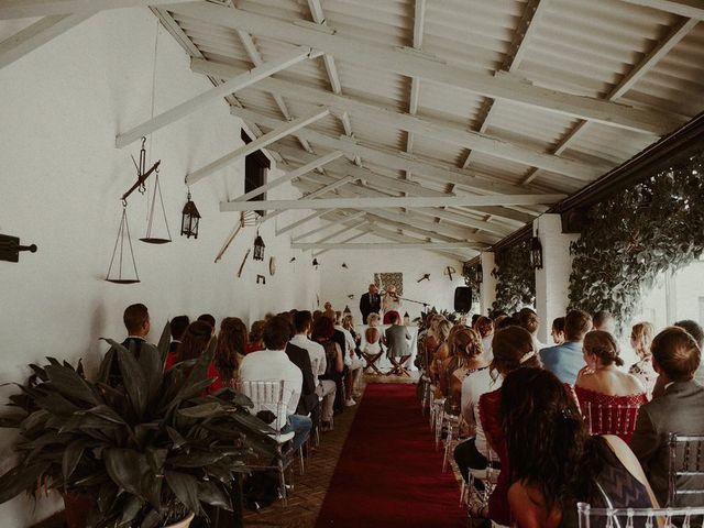 La boda de Ruth y Freek en Espartinas, Sevilla 86
