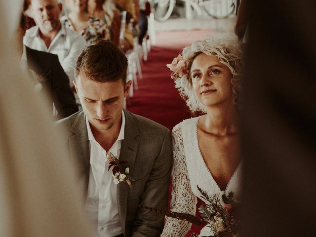 La boda de Ruth y Freek en Espartinas, Sevilla 90
