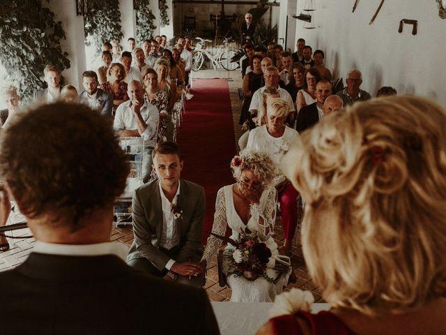 La boda de Ruth y Freek en Espartinas, Sevilla 91