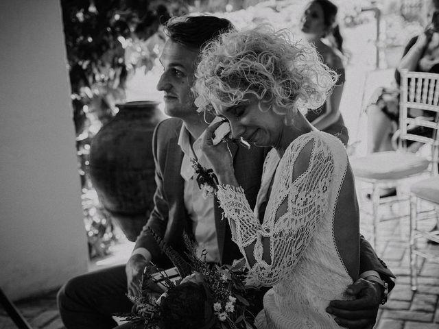 La boda de Ruth y Freek en Espartinas, Sevilla 92