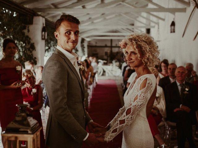 La boda de Ruth y Freek en Espartinas, Sevilla 97