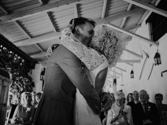 La boda de Ruth y Freek en Espartinas, Sevilla 102