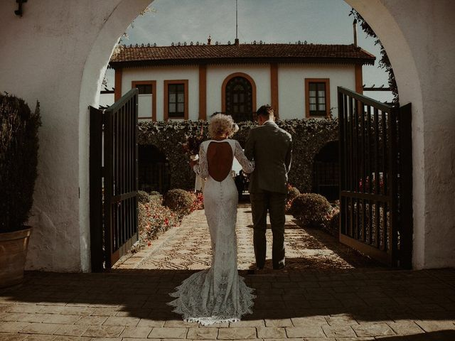 La boda de Ruth y Freek en Espartinas, Sevilla 104