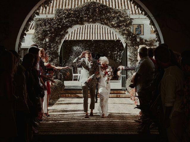La boda de Ruth y Freek en Espartinas, Sevilla 105