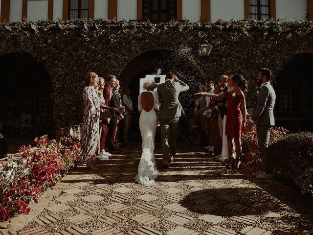 La boda de Ruth y Freek en Espartinas, Sevilla 106
